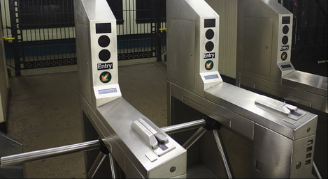 commercial turnstile maintenance